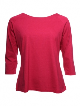 Shirt Zoa von Lykka in Cerise