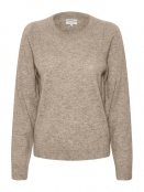 Pullover Evina von Part-Two in Camel
