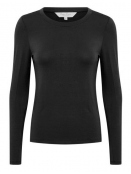 Langarmshirt Emaja von Part-Two in Black