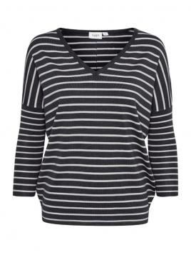 Pullover Bonnie von Saint Tropez in BlueDeep