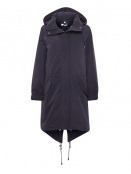Parka Christine von Saint Tropez in BlueDeep