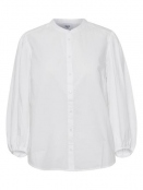 Blouse Christa von Saint Tropez in White