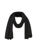Schal Mila von Saint Tropez in Black