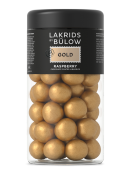 Gold - Raspberry Regular (295g) von Lakrids by Johan Bülow