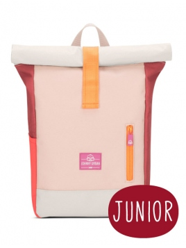 Kinderrucksack Aaron (8l) von Johnny Urban in RosaBunt