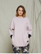 Pullover Spida von Olars Ulla in Pink