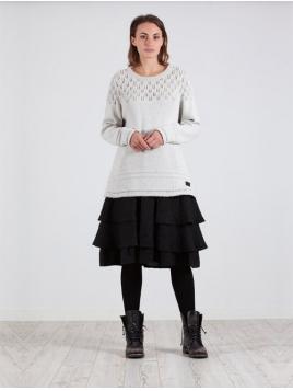 Pullover Sanna von Olars Ulla in Beige