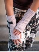 Stulpen (Sleeves) von Olars Ulla in Pink