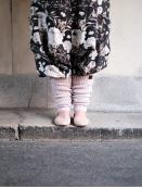 Stulpen (Legs) von Olars Ulla in Pink