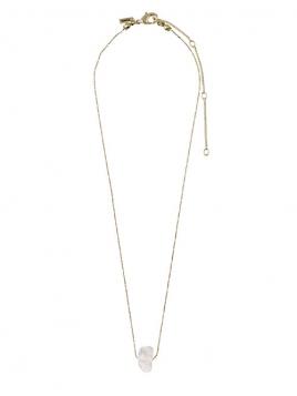 """Halskette """"Chakra"""" vergoldet von Pilgrim in Kristall"""
