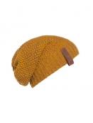 Mütze Coco von Knit Factory in OckerTobacco