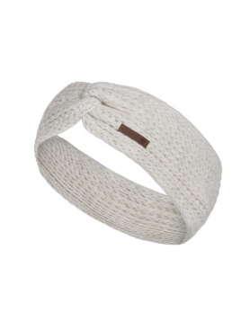 Stirnband Joy von Knit Factory in Beige