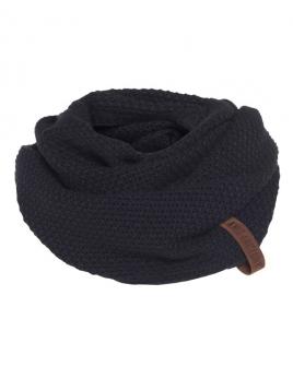 Loopschal Coco von Knit Factory in Navy