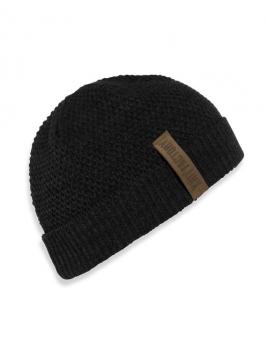 Mütze Jazz von Knit Factory in Schwarz