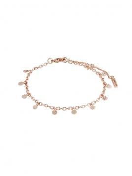 """Armband """"Panna"""" rosévergoldet von Pilgrim"""