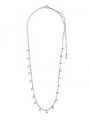 """Halskette """"Panna"""" versilbert von Pilgrim"""