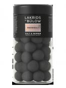 Snowball - Salt & Pepper Regular (295g) von Lakrids by Johan Bülow