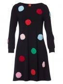 Kleid Caroline Hot Spot von Du Milde