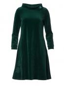 Kleid Carolines Tree Green von Du Milde