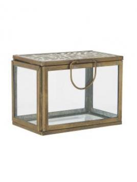 Glasbox von Ib Laursen