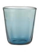 Glas von Ib Laursen in Blau