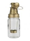 Kerzenhalter mit Teelichthalter von Ib Laursen