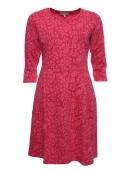 Kleid Velita von Sorgenfri Sylt in Rubin