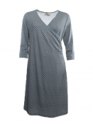 Kleid Taina von Sorgenfri Sylt in Steel