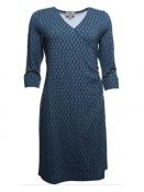 Kleid Taina von Sorgenfri Sylt in Azure