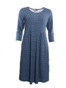 Kleid Sandis von Sorgenfri Sylt in Azure