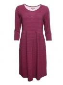 Kleid Sandis von Sorgenfri Sylt in Rubin