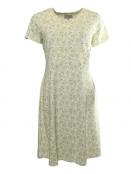 Kleid Meldra von Sorgenfri Sylt in Lime