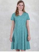 Kleid Nelly von Sorgenfri Sylt in Mermaid