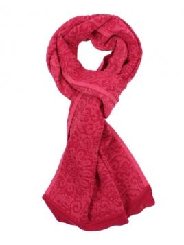 Schal Lilja von Sorgenfri Sylt in Pink