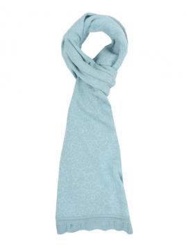 Schal Lilja von Sorgenfri Sylt in SolidTurquoise