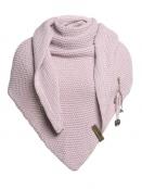 Dreiecksschal Coco von Knit Factory in Rosa