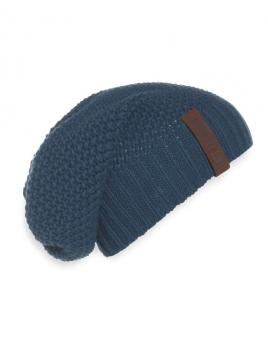 Mütze Coco von Knit Factory in Petrol