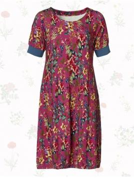 Kleid Roses On The Move von Du Milde etc.