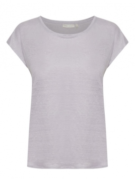 Kurzarm T-Shirt Faylinn von InWear in LightLavender