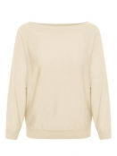 Pullover Halime von Part-Two in WhitecapGray