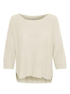 Pullover Hala von Part-Two in WhitecapGray
