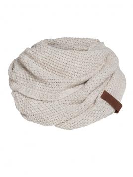 Loopschal Coco von Knit Factory in Beige