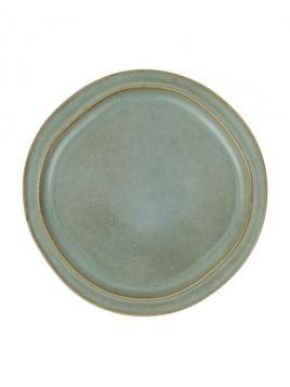 Teller (ø 28cm) von Ib Laursen in LightBlueDunes
