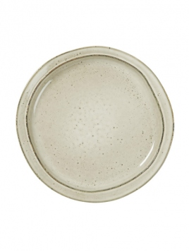 Teller (ø 28cm) von Ib Laursen in SandDunes