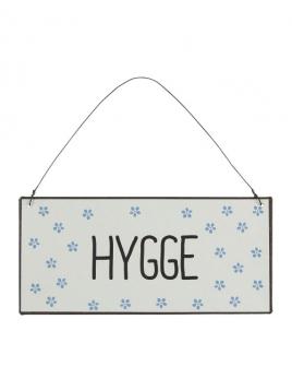 """Schild """"Hygge"""" von Ib Laursen"""