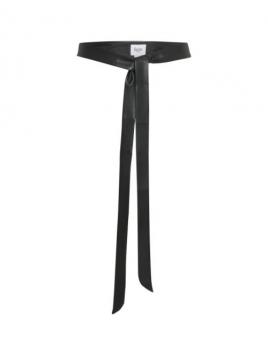 Gürtel Bati (thin) von Saint Tropez in Black