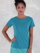 Shirt Zoe von Lykka in SolidMermaid