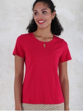 Shirt Odile von Lykka in SolidRubin