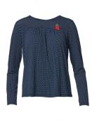 Shirt Lisa Dotted Strawberry von Du Milde