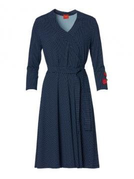 Kleid Marleys Dotted Strawberry von Du Milde